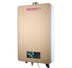 柏泉天然气热水器